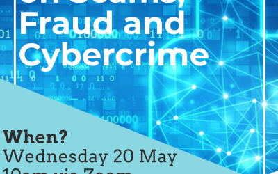 Scams, Fraud and Cybercrime Workshop