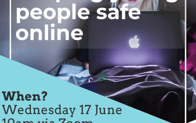 Cyber Aware – keeping young people safe online