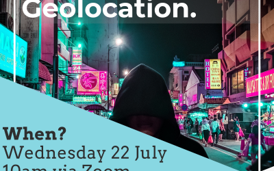 Hackers, Social Engineering and Geolocation Webinar
