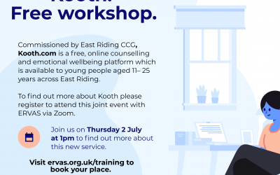 Understanding Kooth Workshop – East Riding