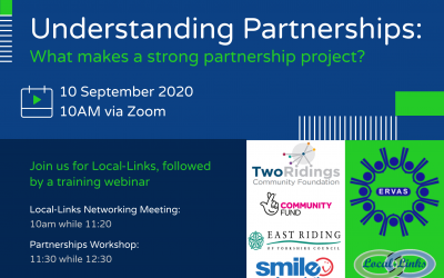 Understanding Partnerships: What makes a strong partnership project?