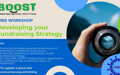 Developing your Fundraising Strategy