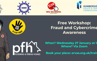 Fraud & Cyber Awareness Webinar – PFH
