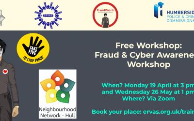 Fraud & Cyber Awareness Webinar – Neighbourhood Network