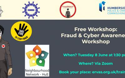 Fraud & Cyber Awareness Webinar